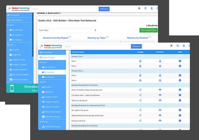 Lumos StepUp is a proven  e-learning program