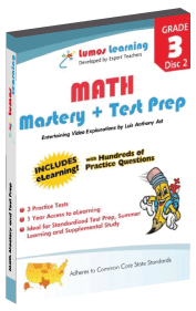 CCSS Mastery and Test Prep Math Videos