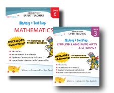 CCSS Aligned Math and ELA Books