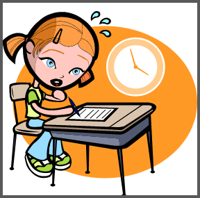 Test Taking Strategies for Students – How to Manage Stress and Anxeity?