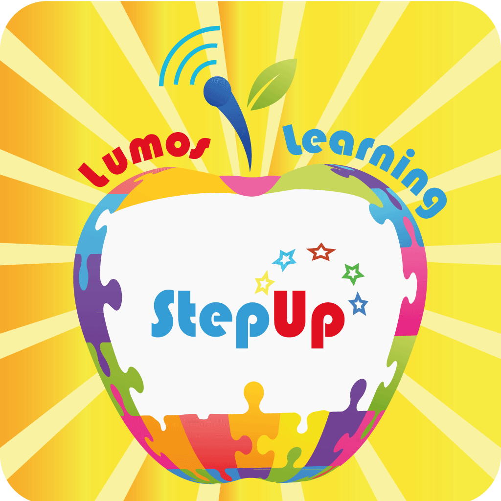 Lumos StepUp is an educational app that helps students learn & master grade-level skills in Math & Language Arts.