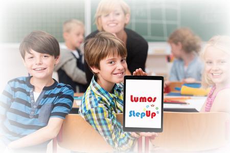 Lumos StepUp™ School Edition: English Language Arts for SBAC