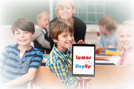 Lumos StepUp™ School Edition: English Language Arts for SBAC