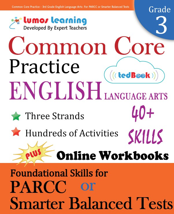 Grade 3 Common Core Sample