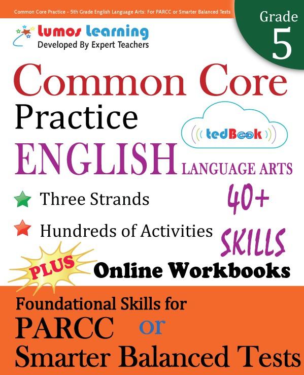 Grade 5 Common Core Sample