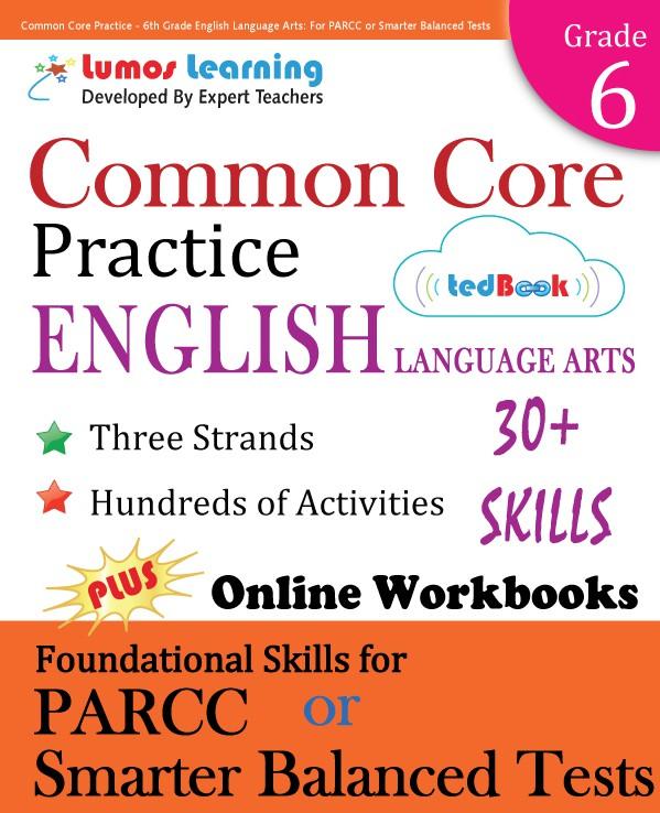 Grade 6 Common Core Sample