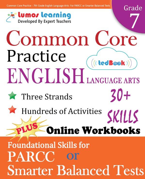 Grade 7 Common Core Sample
