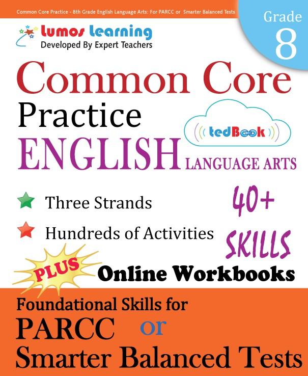 Grade 8 Common Core Sample