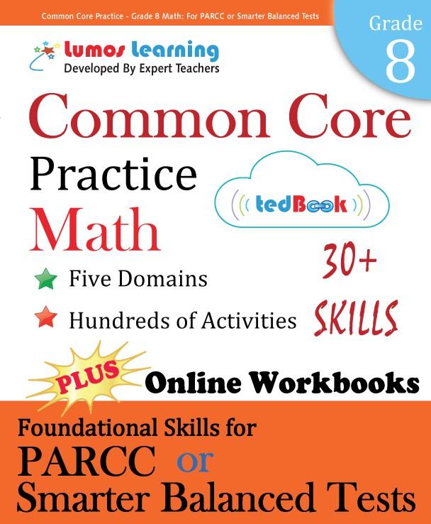 Grade 8 Math CCSS Samples
