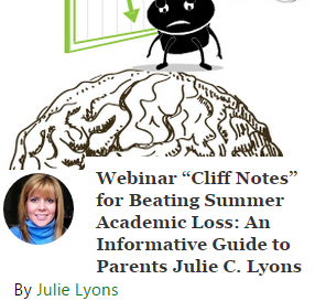beating summer academic loss - informative guide to parents