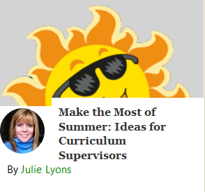 summer learning post