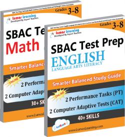 Smarter Balanced Practice Workbook Sample