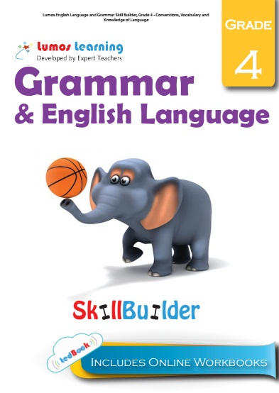 Grade 4 Grammar and Language