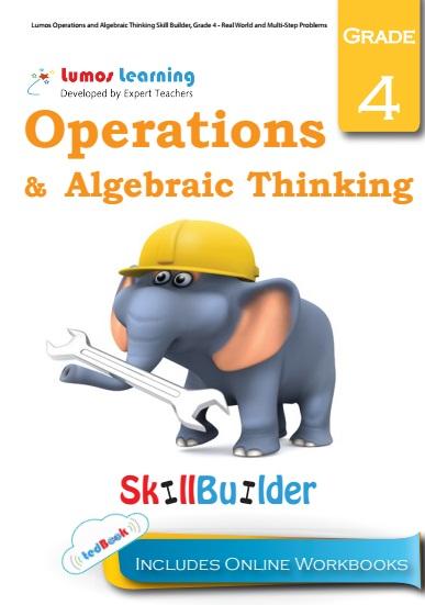 operation and algebric thinking grade 4