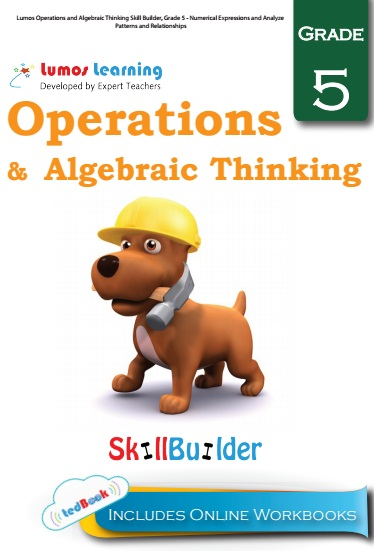 operation and algebric thinking grade 5