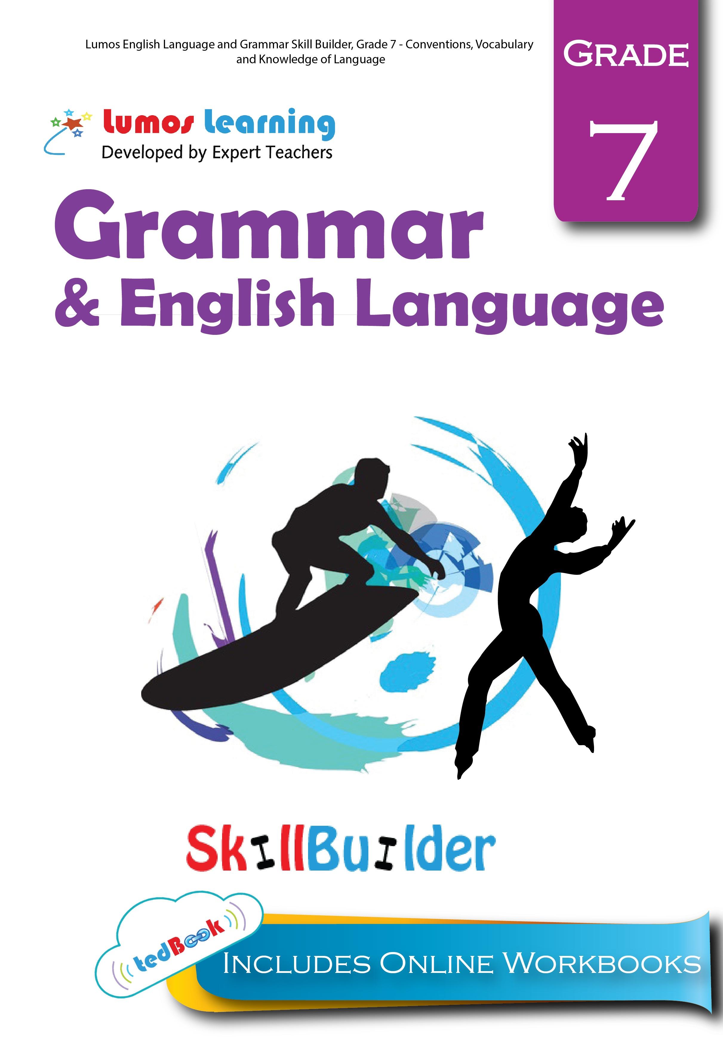 Grade 7 Grammar and Language