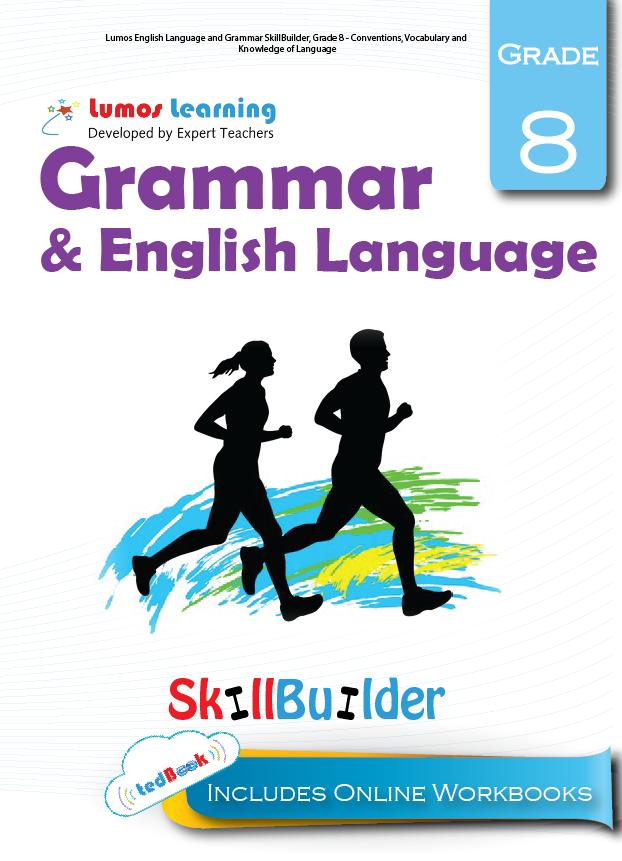 Grade 8 Grammar and Language
