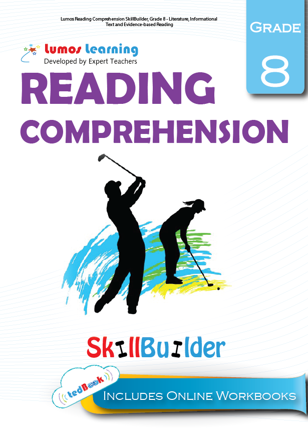 Grade 8 Reading Comprehension