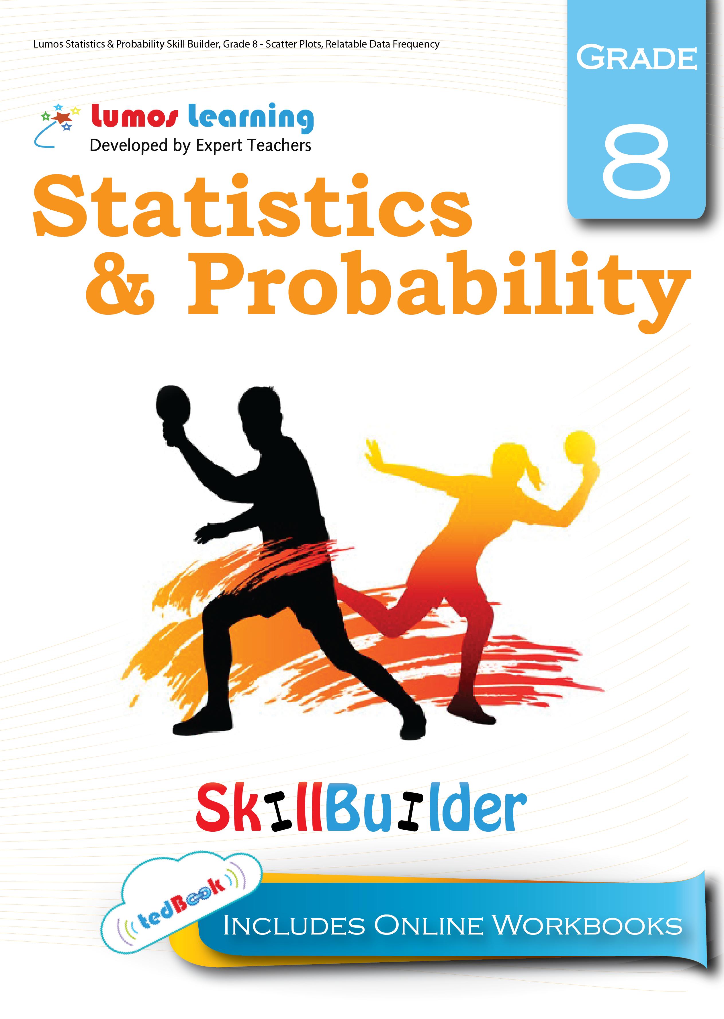 Statistics and Probability grade 8