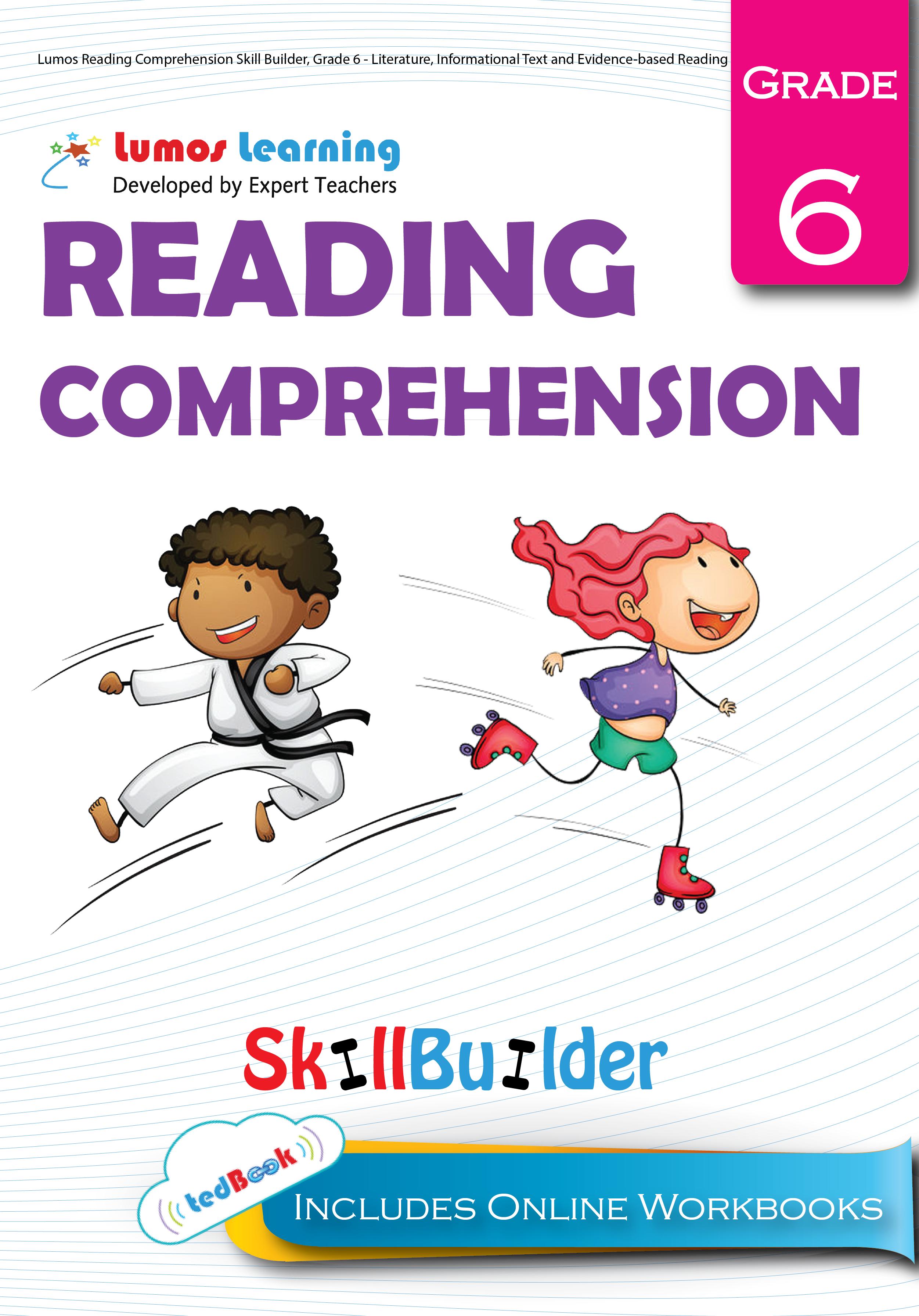 Grade 6 Reading Comprehension
