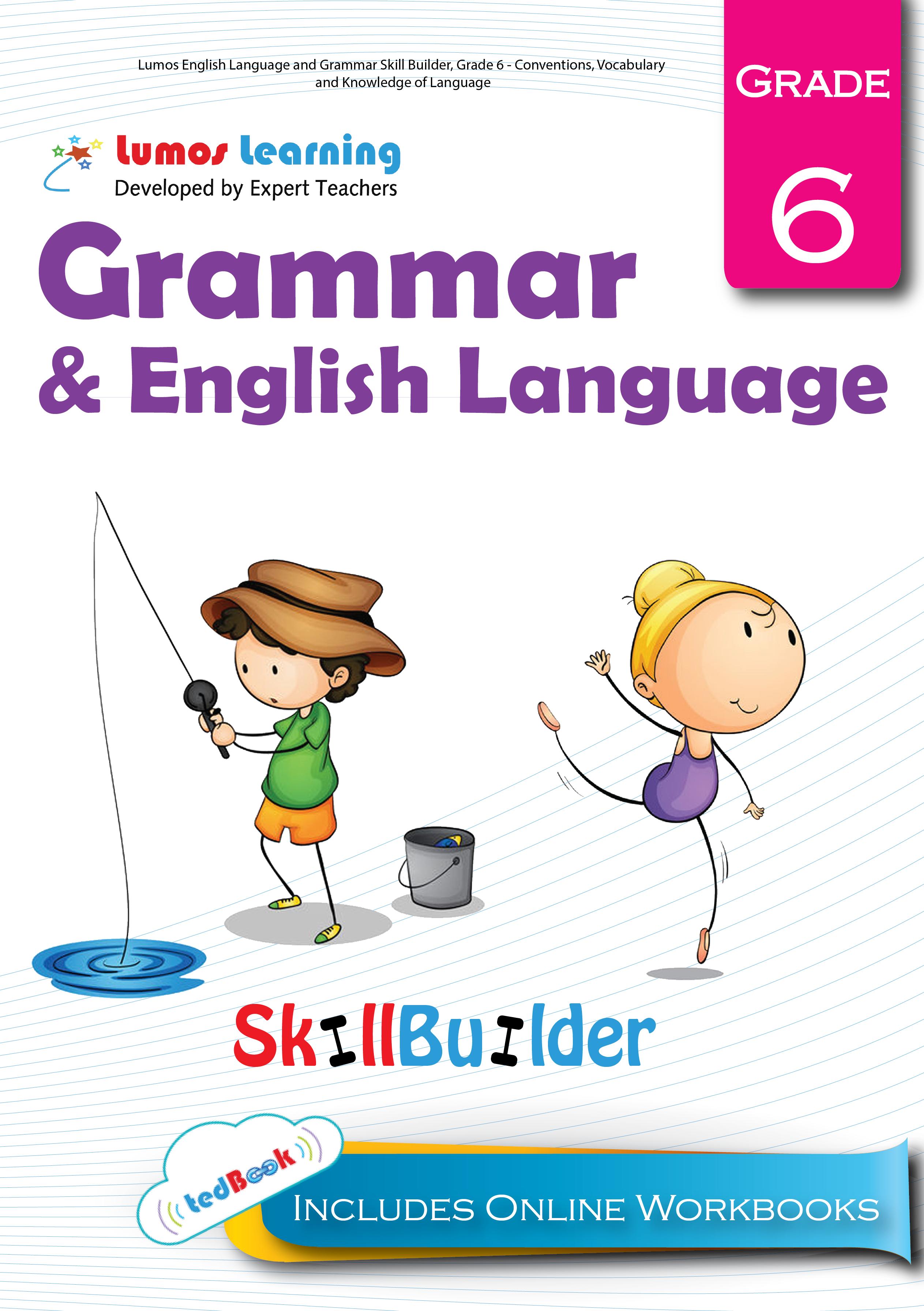 Grade 6 Grammar and Language