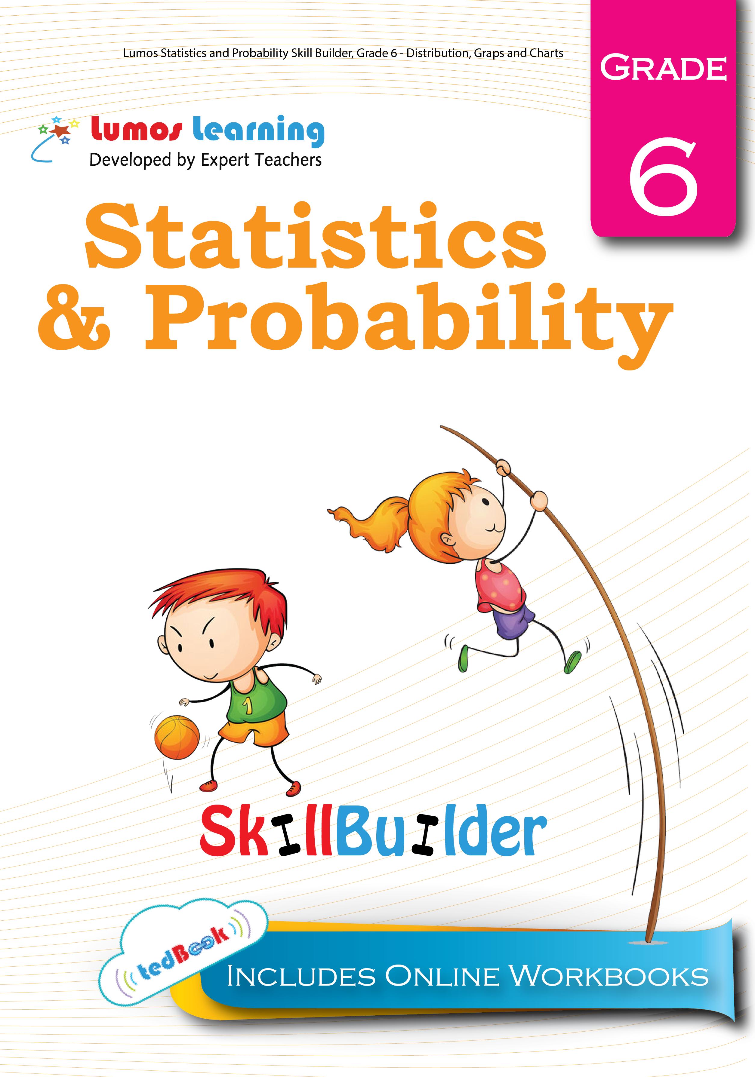 Statistics and Probability grade 6