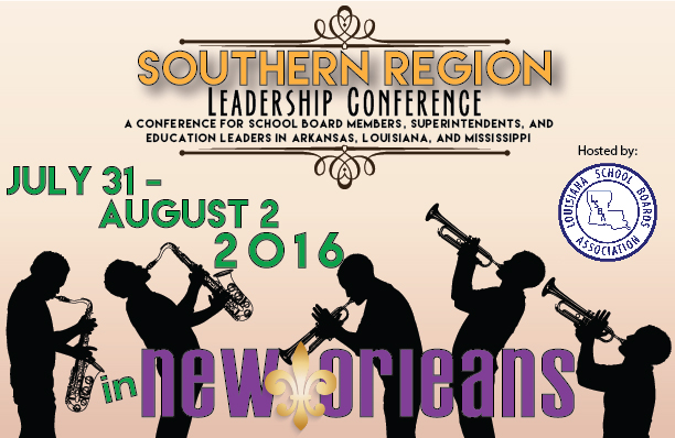 2016 Southern Region Leadership Conference