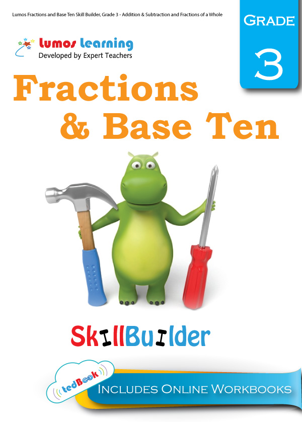fraction and base ten grade 3