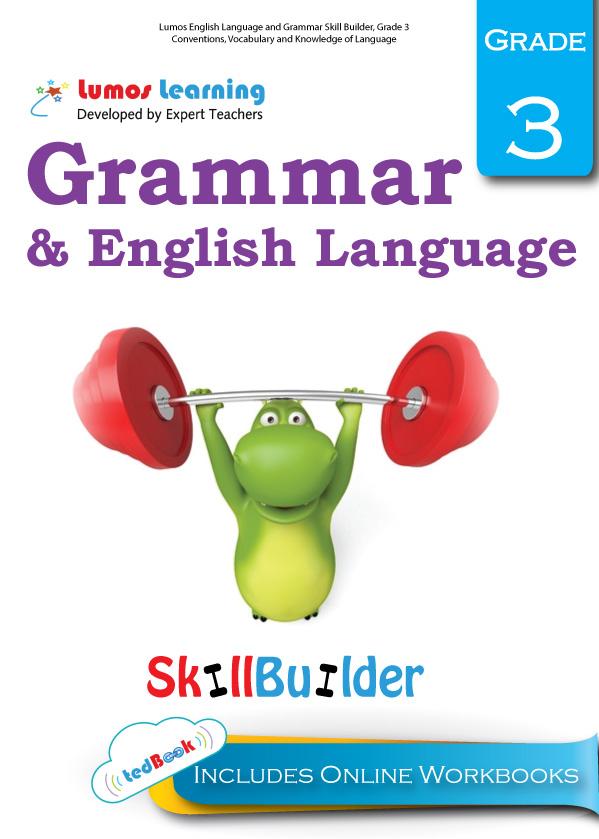 Grade 3 Grammar and Language