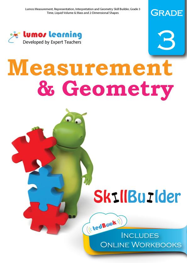 Measurement and geometry grade 3