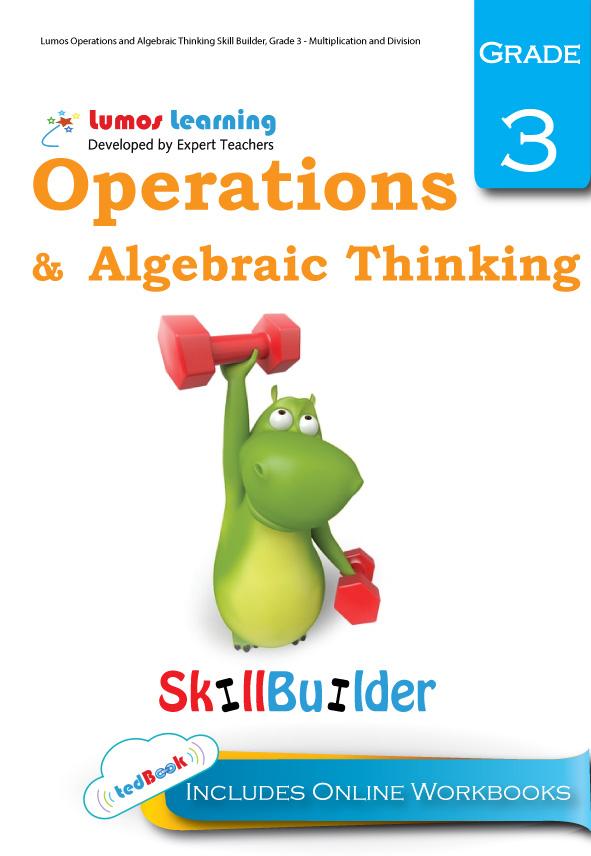operation and algebric thinking grade 3