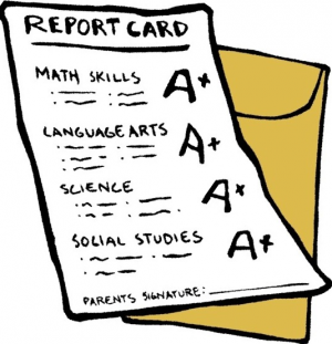 score report