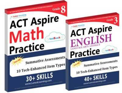 ACT Aspire Workbook Sample