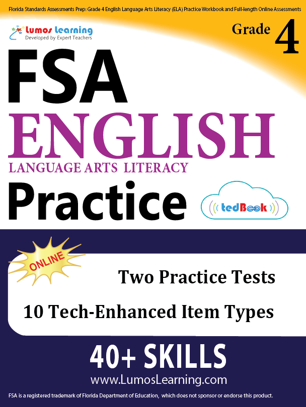 Grade 4 FSA English Language Arts Practice