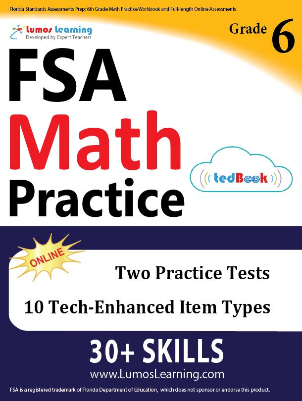 Grade 6 FSA Mathematics practice