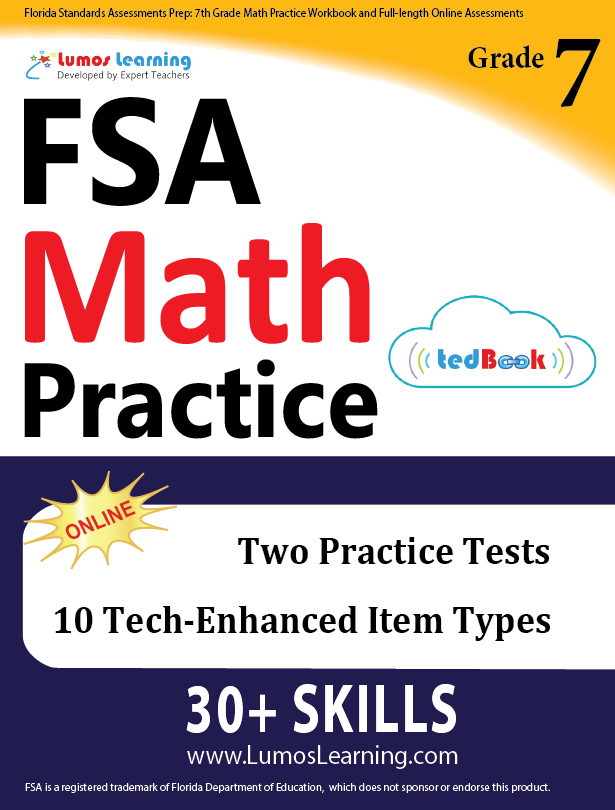 Grade 7 FSA Mathematics practice