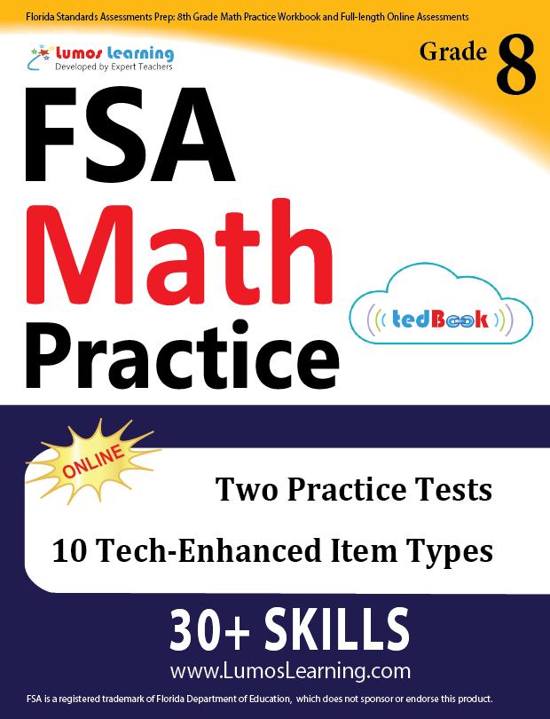 Grade 8 FSA Mathematics practice