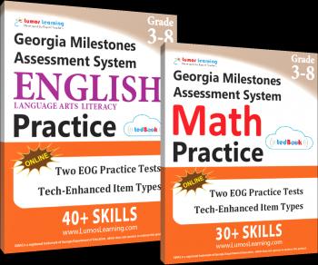 GMAS test prep workbooks