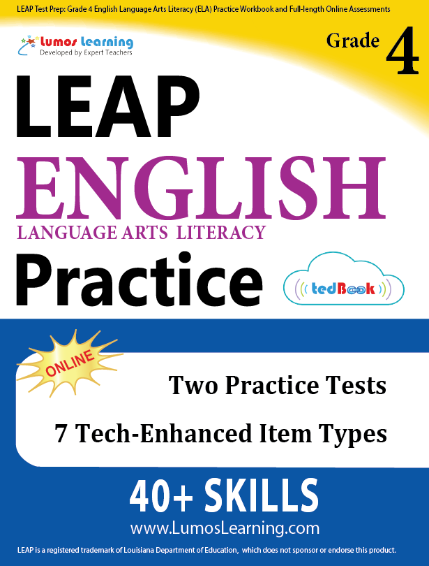 Grade 4 LEAP English Language Arts Practice