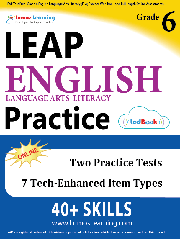 Grade 6 LEAP English Language Arts Practice