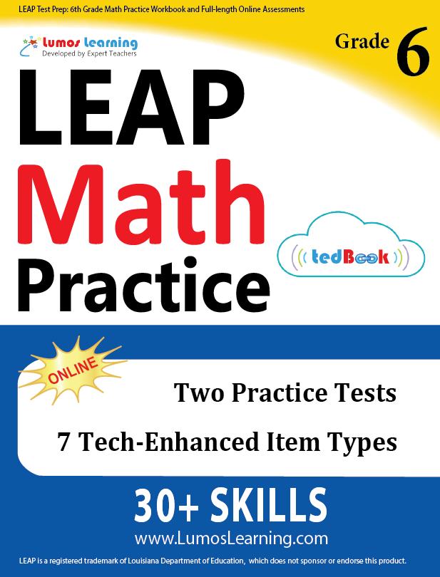 Grade 6 LEAP Mathematics
