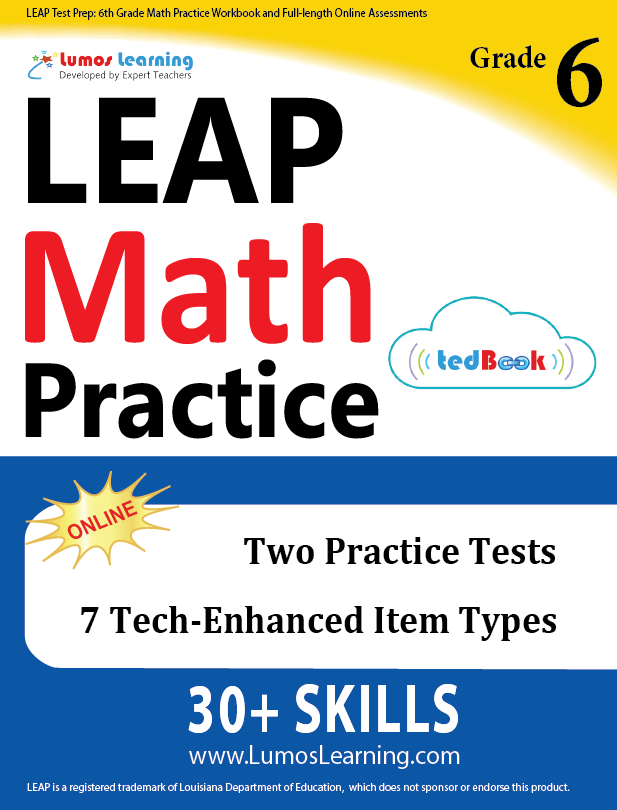 Grade 6 LEAP Mathematics