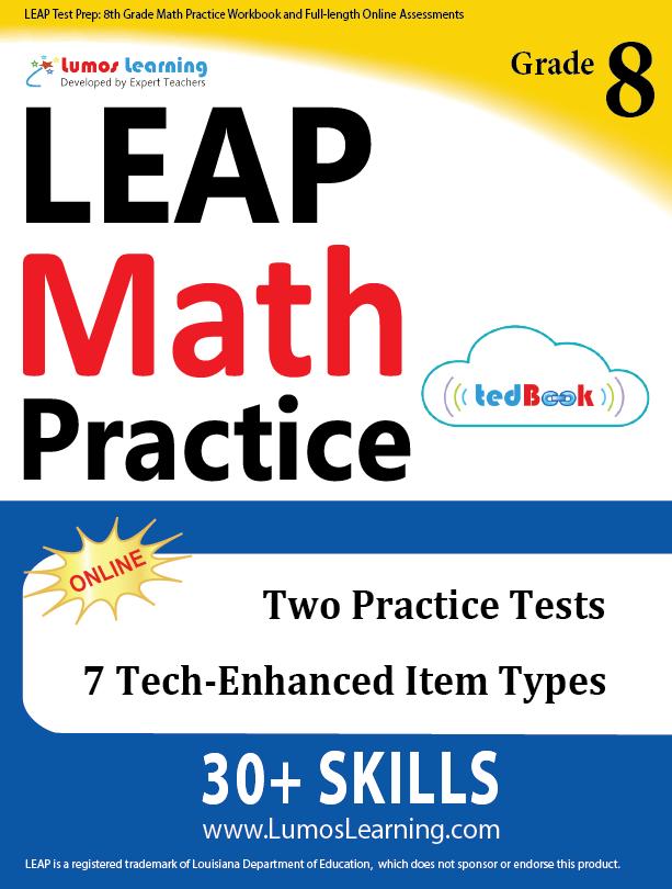 Grade 8 LEAP Mathematics