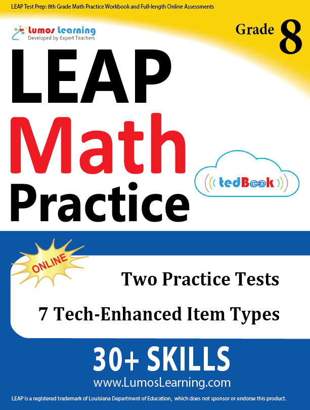 Grade 8 LEAP Mathematics