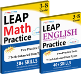 LEAP Practice Workbook Sample