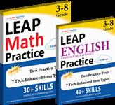 LEAP Practice Workbook Sample
