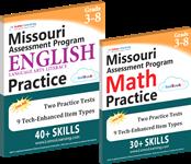 Map practice workbooks