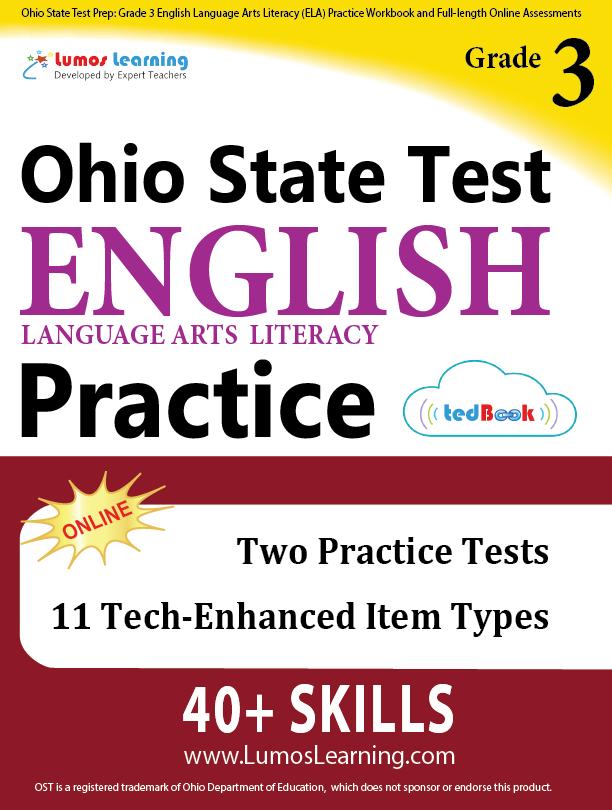 Grade 3 OST English Language Arts