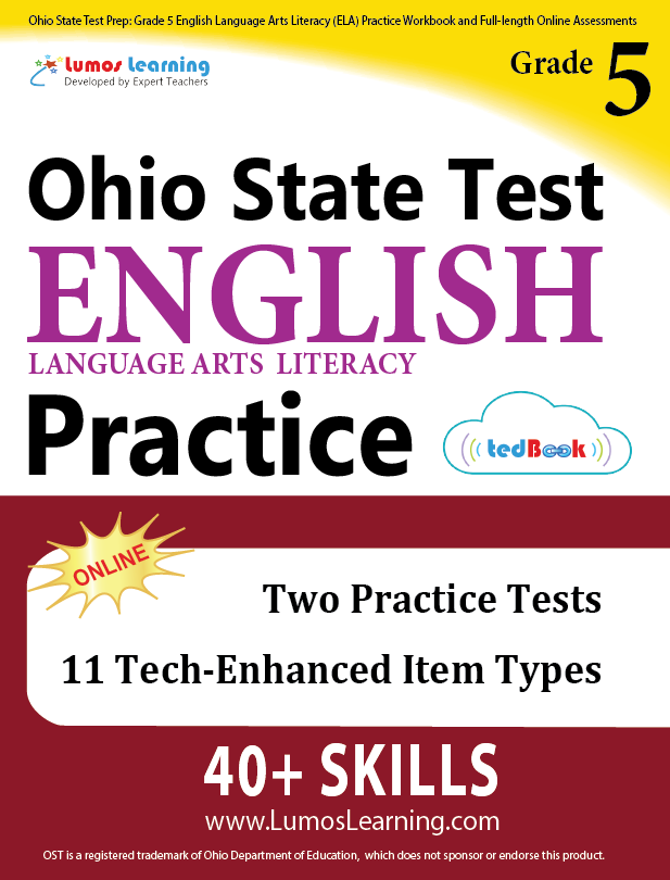 Grade 5 OST English Language Arts Practice