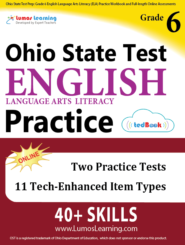 Grade 6 OST English Language Arts Practice